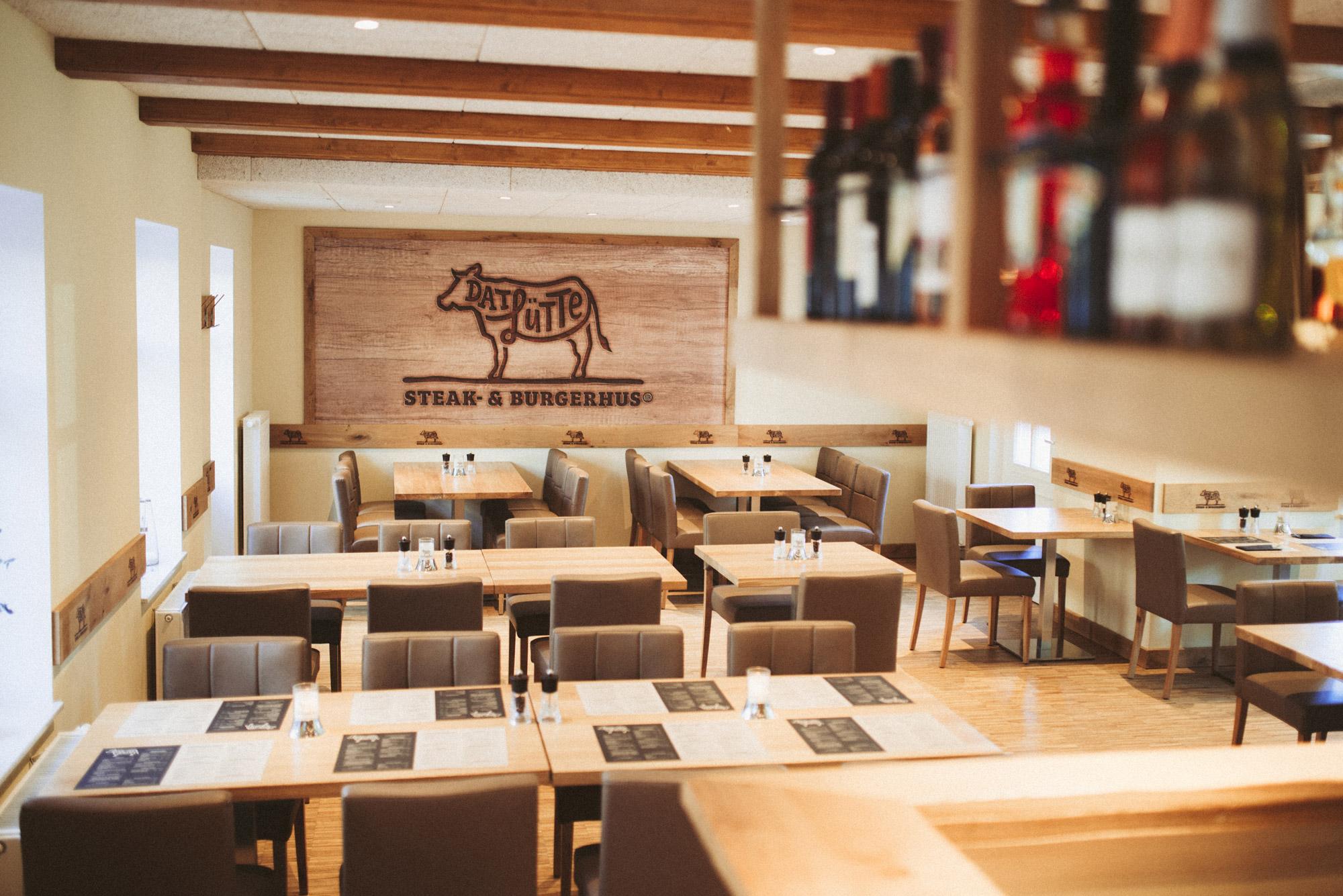 Dat Lütte – Steak- & Burgerhus, Ockholm